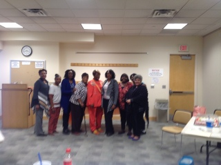 Talk with STARS Book Club - Odenton, MD - October 2015