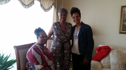 Beneficial Life Book Signing August 25, 2018 - Patricia Martin, Stella Adams, Ursula Battle