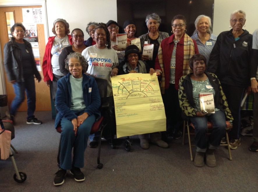 Liberty Lites Book Club read Beneficial Life for their March selection. We shared a lively discussion on March 13th